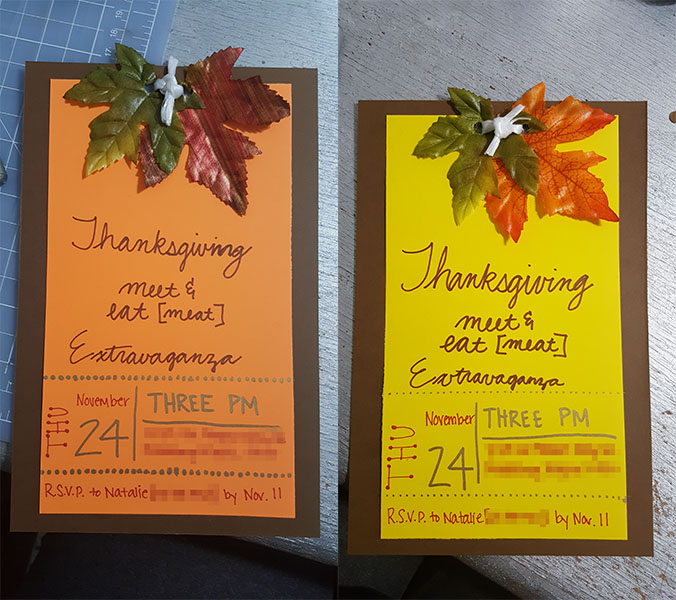 YellowandOrangeInvites